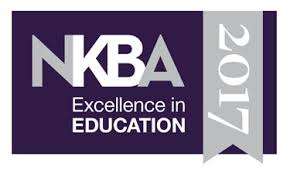 nkba excellence in education 2018 logo