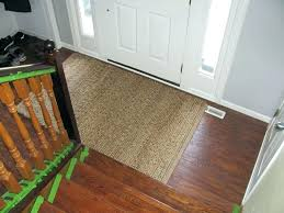 will latex backed rugs damage hardwood floors entryway for best large size of interior small round