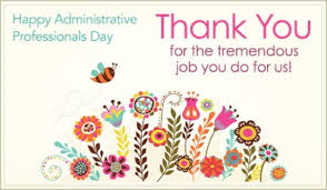 Admin Professionals Day Cards Administrative Professionals Day Ecards Free Email Greeting Cards