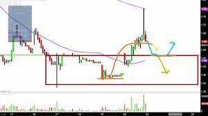 Organovo Holdings Inc Onvo Stock Chart Technical Analysis For 10 20 17