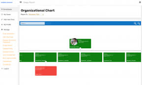 Dynamic Org Chart Org Chart Performance Management Application Performance