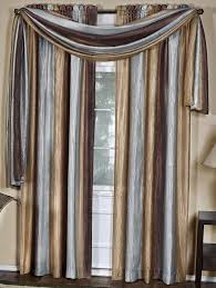 Creative of Ombre Window Curtains and Ombre Decorative Window Treatments  Chocolate Achim