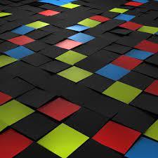 Tiles 3d iPad Wallpapers Free Download