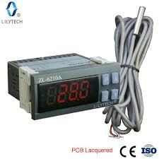 <b>ZL</b>-6210A, 10A Output, Digital Temperature Controller, Thermostat ...