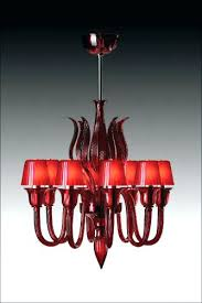red chandelier shades chandelier shades red chandelier shades glass chandelier lamp shades image red glass pendant