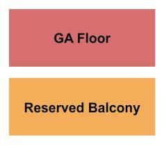 Fonda Theater Seating Chart Balcony The Fonda Theatre Tickets The Fonda Theatre In Los Angeles
