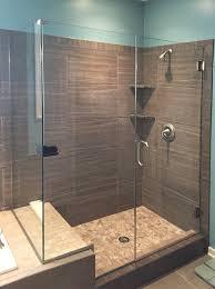 glass shower enclosures plus glass panel shower door plus glass shower and tub plus glass door