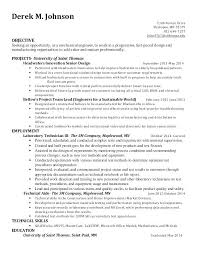 Veterinary Technician Resume Objective Related Post Resume Objective