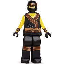Ninjago Cole Movie Prestige Child Costume, Large (10-12) in 2021   Ninjago  cole, Ninjago, Lego ninjago movie