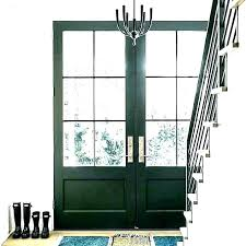 metal and glass front doors steel exterior doors with glass black front door with glass double