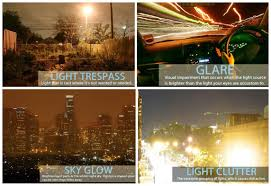 Causes Of Light Pollution Knowledge News