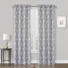 Gray and beige curtains Patterned Paisley Prnt 100 Bo Rp Pnl Athomecom Curtains And Drapes Curtains And Drape Collection At Home Stores