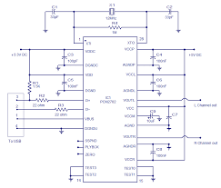 usb sound card electronic circuits and diagram electronics circuit diagram usb sound card