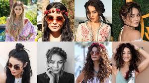 20 Coachella Haarstijlen Geïnspireerd Door Vanessa Hudgens Trend