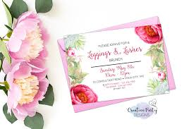 Party On Designs Etsy Brunch Invitation Pop Up Boutique Invitation Fashion