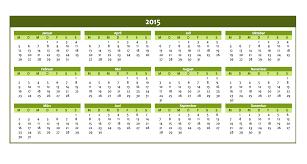 jahrskalender 2015 jahreskalender 2015 zum kostenlosen download excel vorlagen für