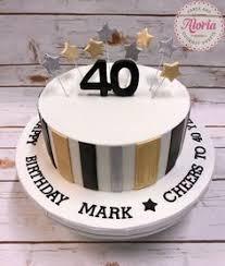 17 Best Mens 40th Birthday Cake Images Birthday Ideas Deserts