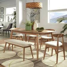 60 inch dining table lane mid century modern 6 dining set inch dining table multiple finishes 60 round dining table with extension