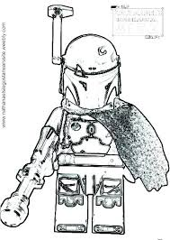 Boba Fett Coloring Pages Star Wars Coloring Pages Coloring Page