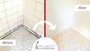 black mold in shower caulk how to get rid of mold in shower grout grout works
