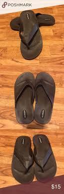 Okabashi Surf Flip Flops W Size 11 12 M Size 9 10 The Surf