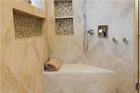 prefab shower niche tiles