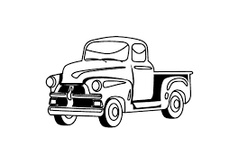 Free svg image & icon. Old Truck Svg Cut File By Creative Fabrica Crafts Creative Fabrica