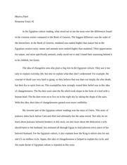 response essay ralph waldo emerson known as the father of  2 pages response essay 2