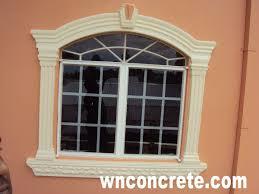 Concrete Window Design W N Concrete Products In Trinidad Tobago Quality Design