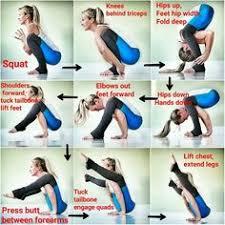 cat bradley yoga how to tibhasana i hope this prep sheet