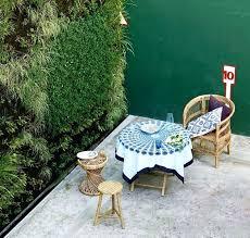moroccan garden furniture. Moroccan Patio Furniture Style Rattan Garden Terrace Vertical