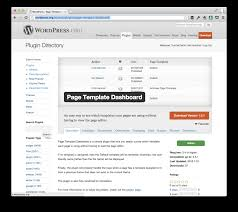 4 to a page template view page templates in the wordpress dashboard tom mcfarlin tom