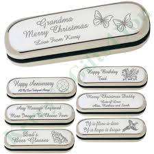 details about personalised gles case 70th 80th 90th birthday gift for him or her gifts idea