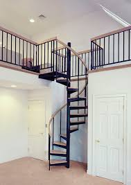 salter spiral stair. Modren Spiral Spiral Staircase  Metal Frame Wooden Steps Without Risers  S01O To Salter Spiral Stair E