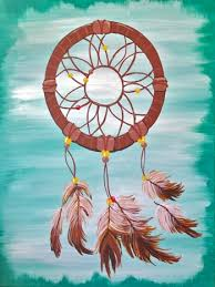 Paintings Of Dream Catchers