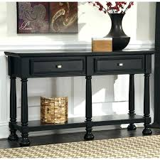 black console table decor. Delighful Console Sofa Table Ideas Black Tables Fabulous With Fine  Umber   With Black Console Table Decor N