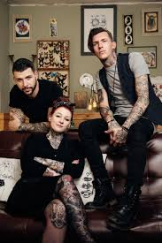 E4 tattoo fixers Sketch Jay excellent artists Tattoo.
