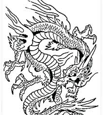 Dragon Coloring Pages Printable Longesinfo