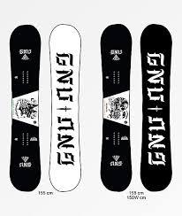 Gnu Snowboard Size Chart Gnu Riders Choice Snowboard 2020