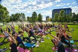 alchemy 365 combines yoga strength and conditioning into one class to change the and renew the mind join us in the minneapolis sculpture garden for