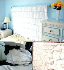 diy fabric headboard king headboard ruffled headboard fabric headboards for king beds diy king size fabric