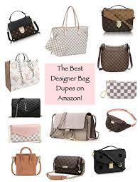 Best Designer Handbags The Best Designer Bag Dupes On Amazon Pt 2 Wishes Reality
