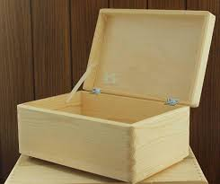 Plain Wooden Boxes To Decorate Christmas Eve Box Plain Wooden box to Decorate Christmas 16