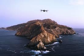 fond d'écran de macOS Catalina