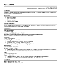 Resume Resume Sample Of Fresher Experienced IT Software