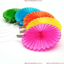 5pcs new popular 10cm 40cm tissue paper fan decorations kids decoupage home decorative wedding supplies birthday party diy crafts hanging intl qrnorq5l