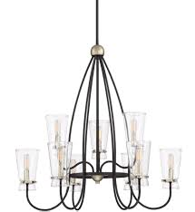 quoizel mdt5009wt midnight western bronze 9 light chandelier undefined