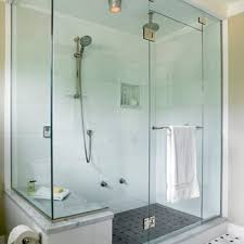 frameless shower doors enclosure miami custom within towel bar for glass door ideas 4