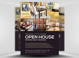 open house flyers template open house flyer template flyerheroes