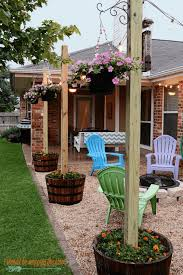 DIY Backyard Landscaping Design Ideas  DIY Backyard Landscaping Simple Backyard Garden Ideas